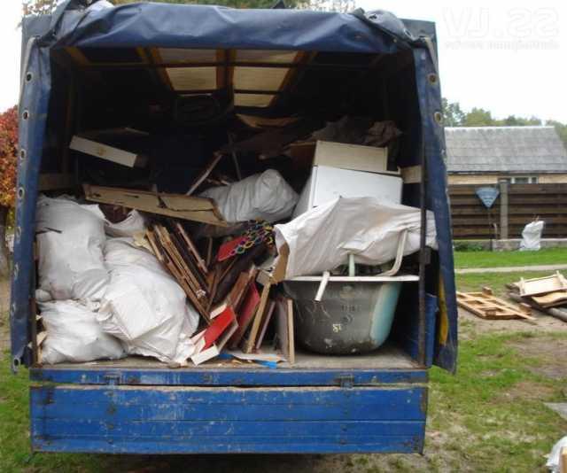 Предложение: Вывоз мусора строительного.Волгоград.