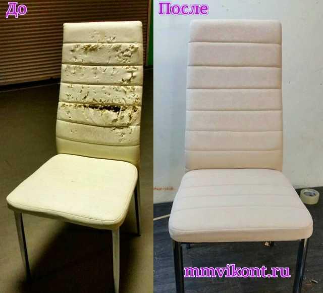 Предложение: Перетяжка мебели, ремонт, обивка мягкой
