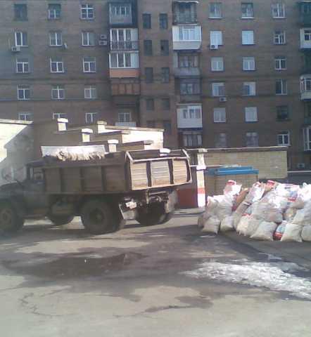 Предложение: Вывоз мусора, тбо, Строительные отходы,