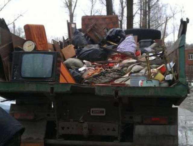 Предложение: Вывоз мусора.Любой транспорт.Все районы.