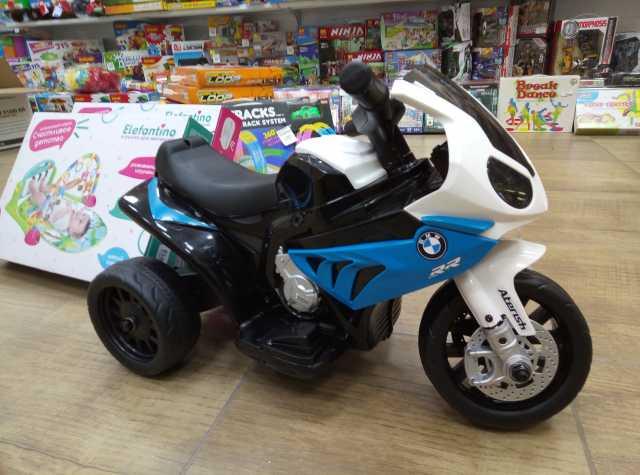 Предложение: Детский мотоцикл на аккумуляторе