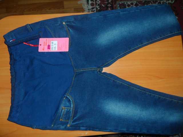 Продам Новые джинсы для беременных на флисе