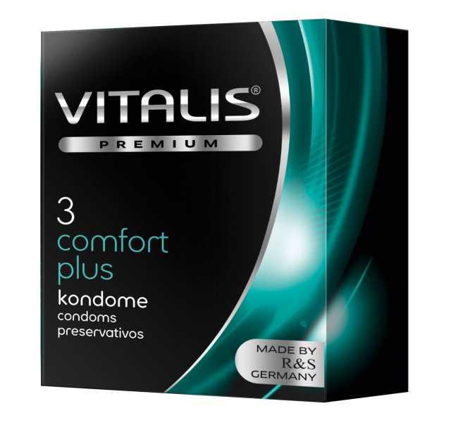 Продам: Презервативы VITALIS № 3 облегающие