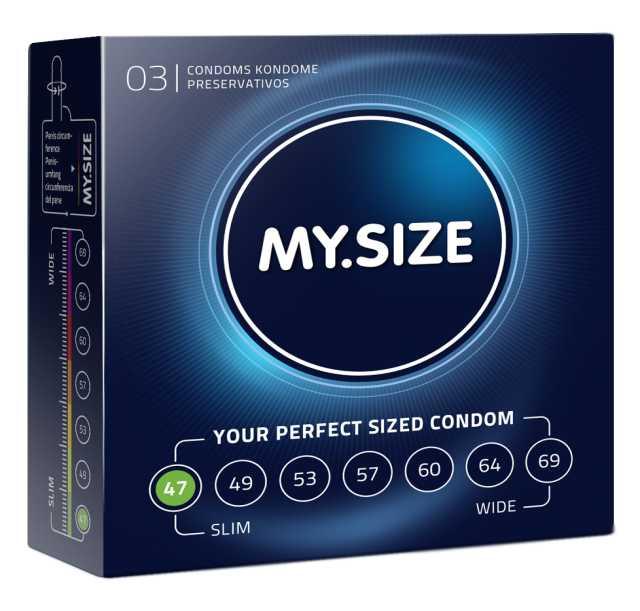 Продам: Презервативы MY.SIZE №3 (47 размер)
