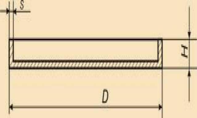 Продам № 390 - 406 Крышка с бортиком КВПТ