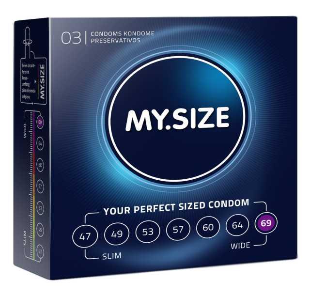 Продам: Презервативы MY.SIZE №3 (69 размер)
