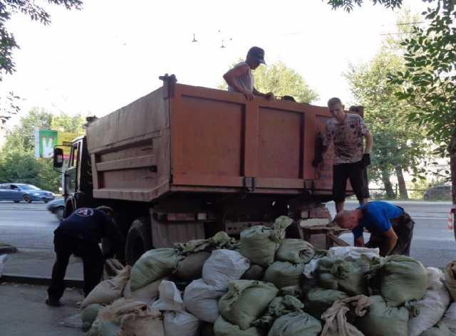 Предложение: Вывоз мусора в Волгограде.
