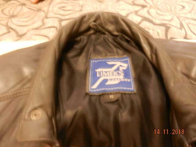 Продам Турецкая кожаная куртка