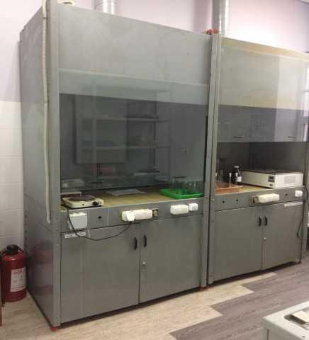 Продам Вытяжной лабораторный шкаф