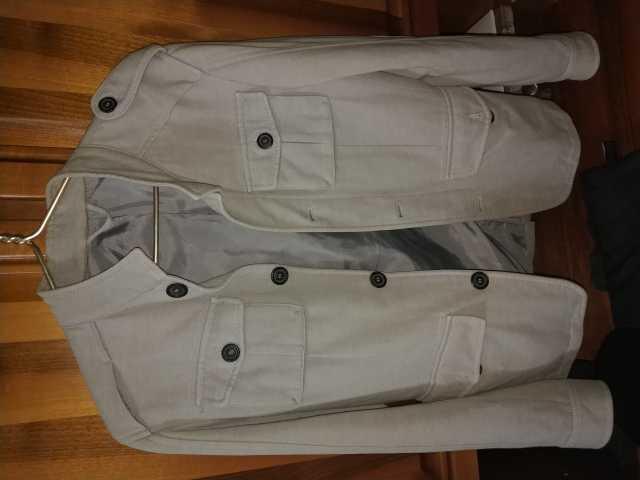 Продам Мужской юношеский серый пиджак жакет ZAR