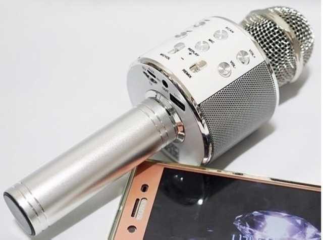 Продам Беспроводной караоке микрофон