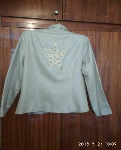 Продам Новый пиджак 46-48 размера