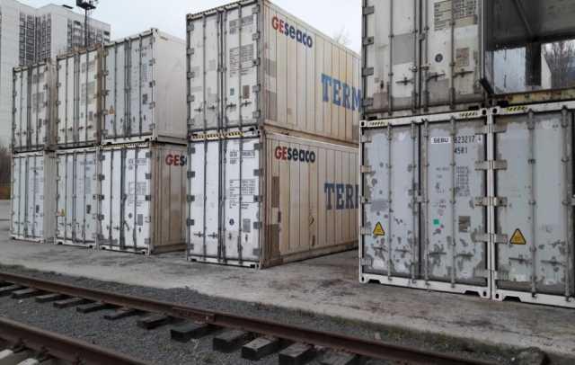 Продам Рефрижераторные контейнеры