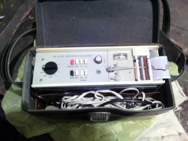 Продам электрокардиограф ЭК1Т-04