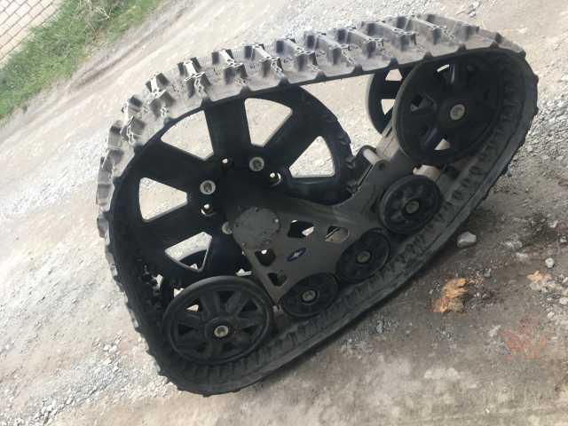 Продам Гусеницы на квадроцикл Polaris550-850