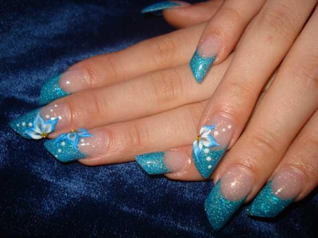Предложение: обучение наращиваю ногтей