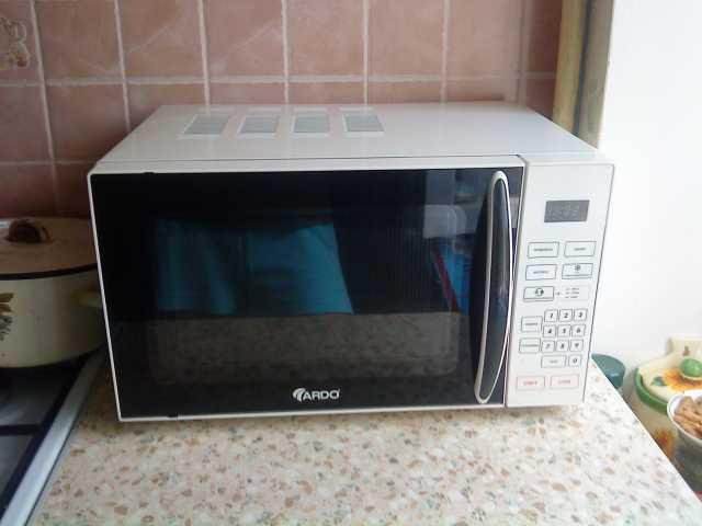 Отдам даром микроволновая печь