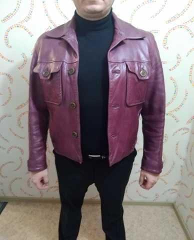 Продам Куртка кожаная