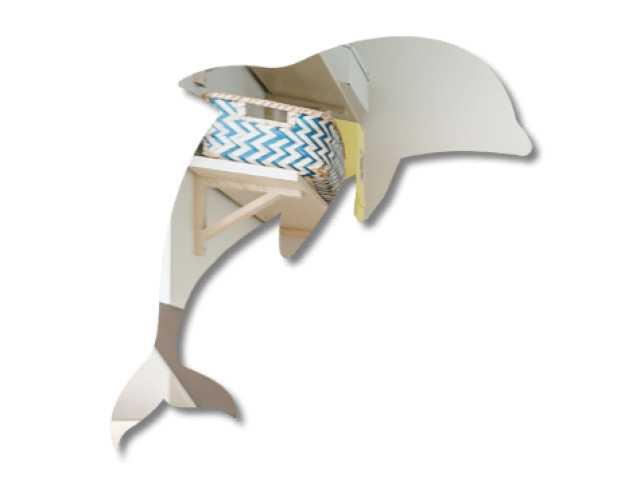 Продам Зеркало из органического стекла Дельфин
