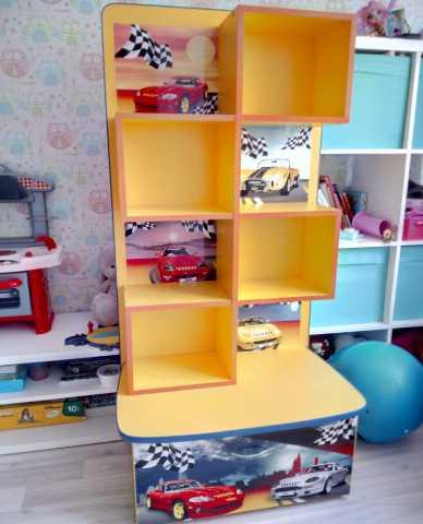 Продам Продам детский стеллаж.