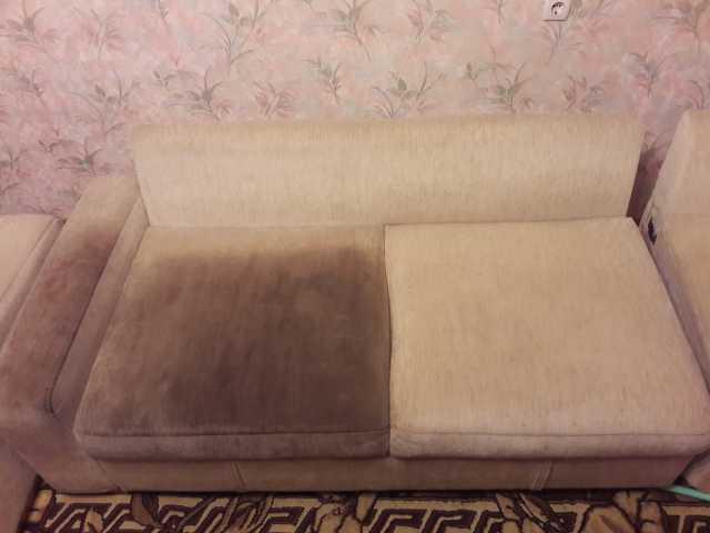 Предложение: Химчистка мебели и ковров  у Вас дома