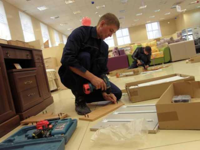 Предложение: Мебельный ремонт