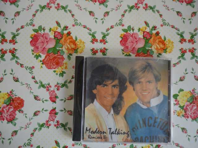 Продам CD Modern Talking 17