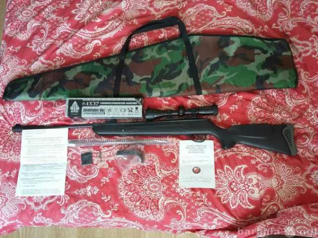 Продам пневматическая винтовка Hatsan 125