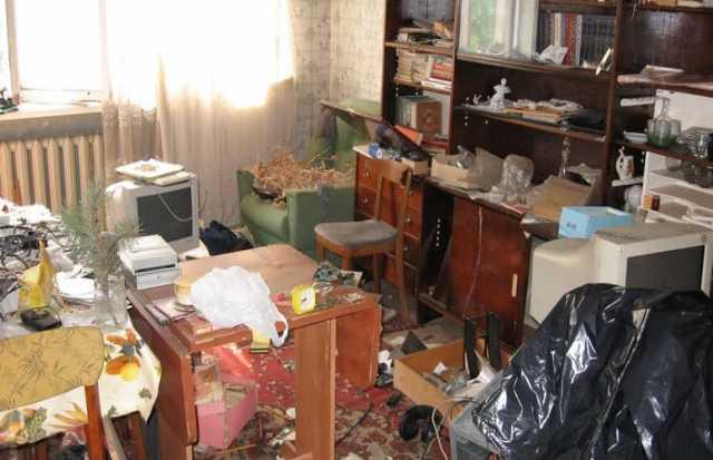 Предложение: Уборка квартиры от хлама