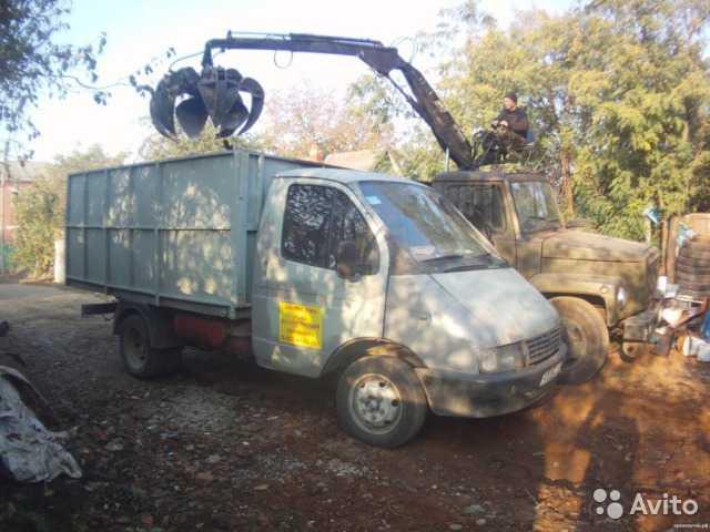 Предложение: Вывоз металлолома Снос-Демонтаж