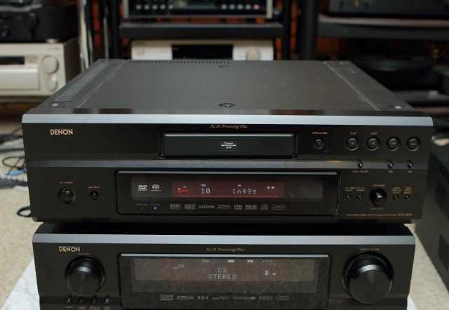 Продам CD-проигрыватель Denon DVD-3910