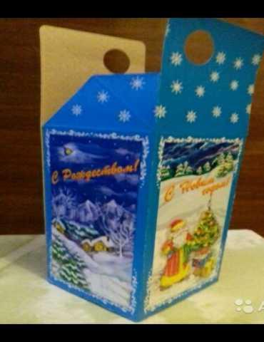 Продам: Коробки для новогодних подарков