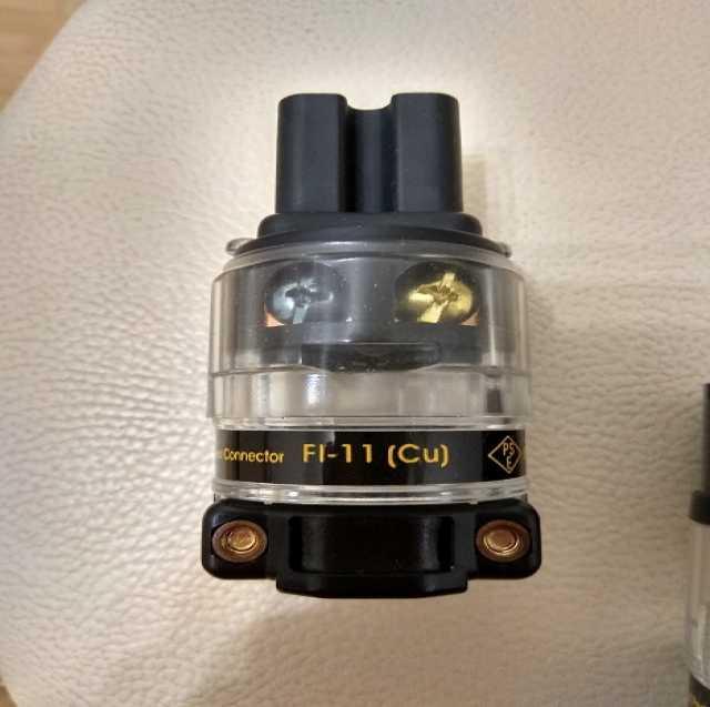 Продам IEC-коннектор Furutech FI-11(Cu)