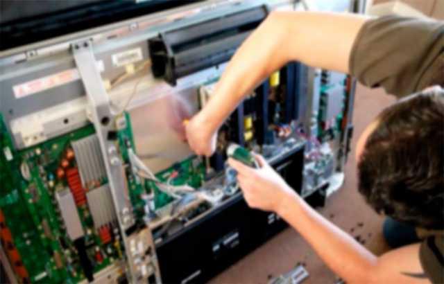 Предложение: ремонт телевизоров с выездом