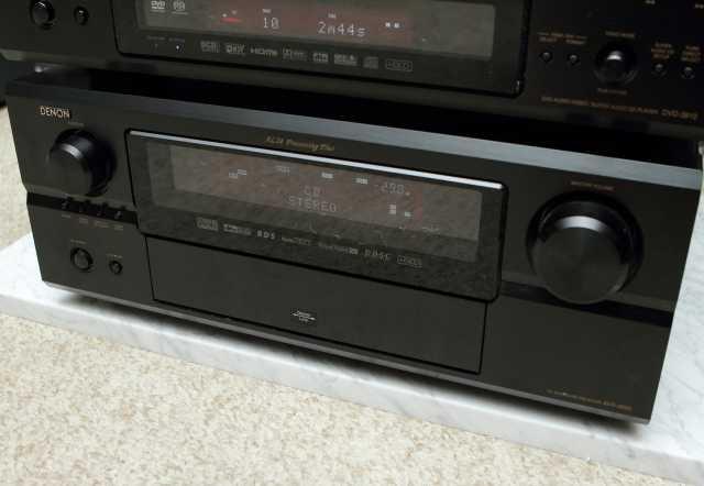 Продам ресивер Denon AVR-3805