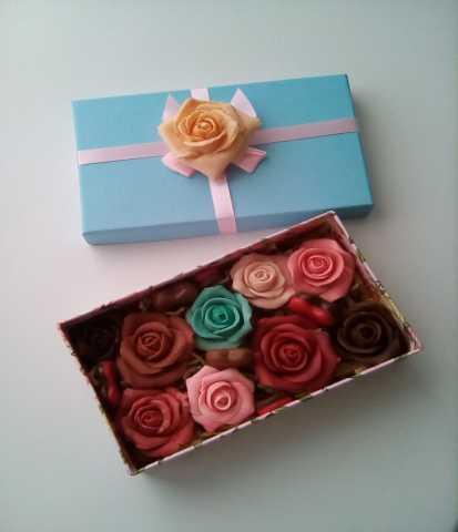Продам Шоколадные розы ручной работы