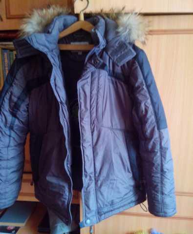 Продам продается зимняя куртка