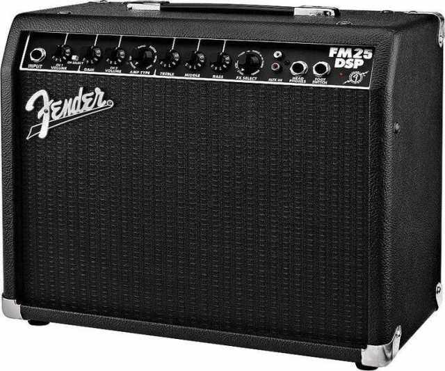 Продам Комбоусилитель Fender FM 25 DSP