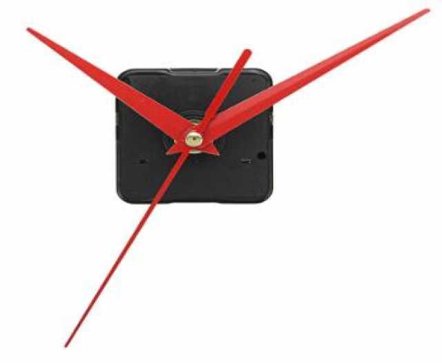 Продам часовой механизм с длинным штоком