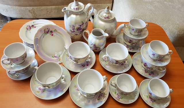 Продам Чайный сервиз 33 предмета