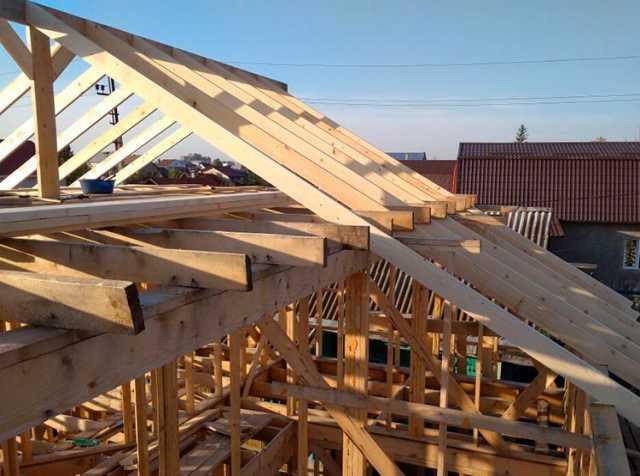 Предложение: Кроем крыши по нормальной цене