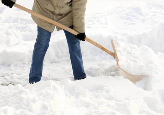 Предложение: Уборка снега