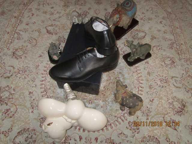 Продам  Итальянская мужская обувь Туфли модель