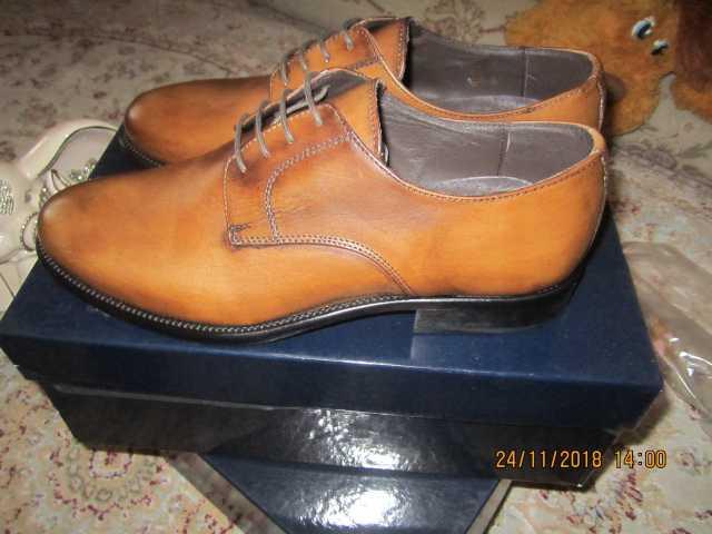 4ff1b67b4 Купить туфли классическая итальянская мужская в Волгограде — объявление №  Т-25874612 на Барахла.НЕТ