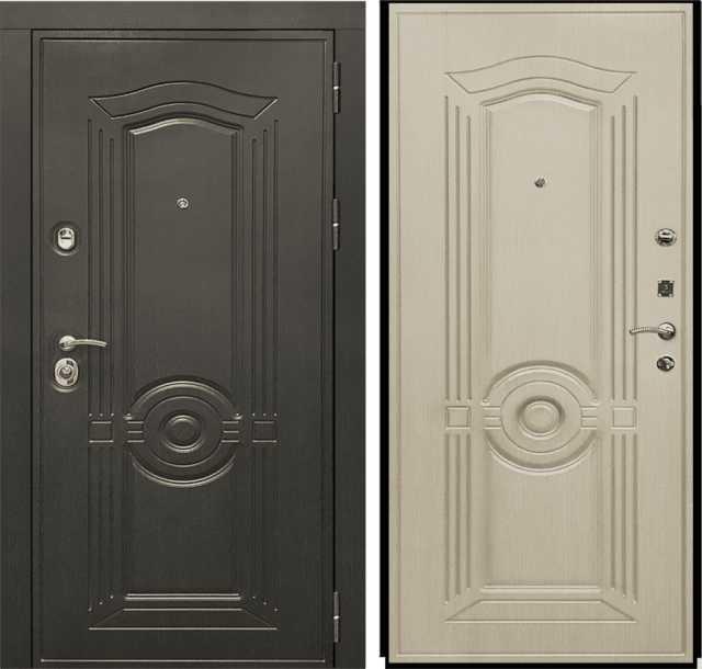 Продам: Входная дверь Графит