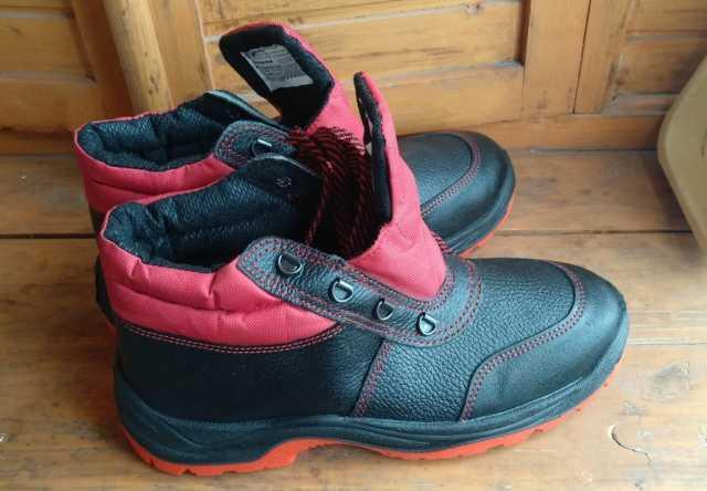 Продам Ботинки рабочие кожаные