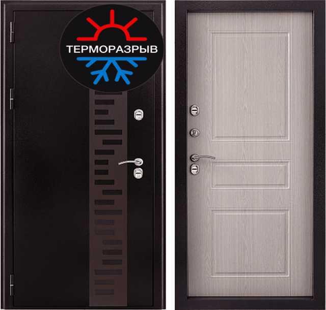 Продам: Входная дверь Сибирь-Термо
