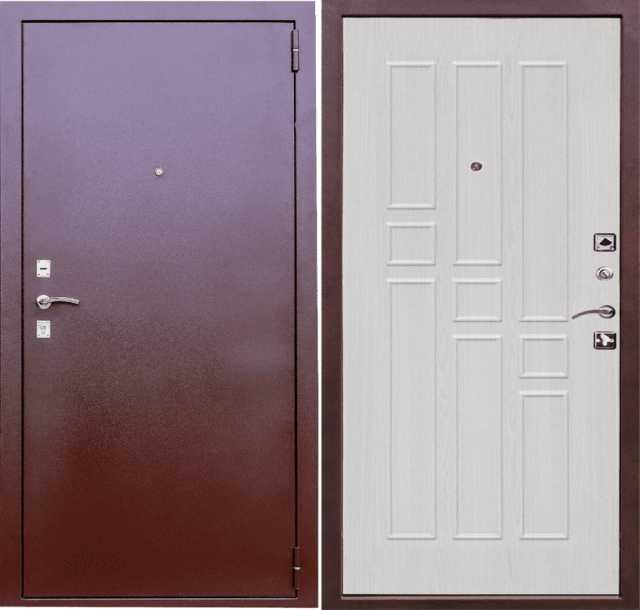 Продам: Входная дверь Форт