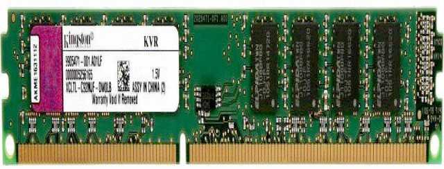 Продам Оперативная память Kingston DDR3 1333