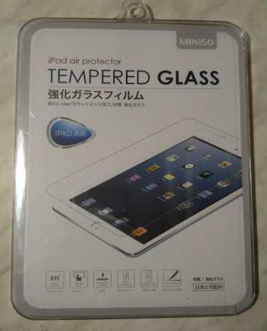 Продам защитное стекло на iPad Air